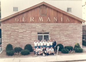 1966 Germania Soccer team